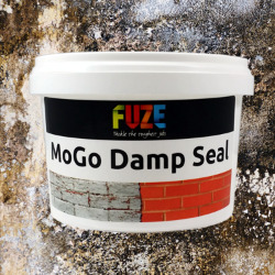 Using Paint On Damp Seals