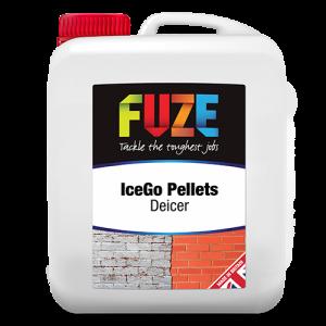 Salt Free De-Icer Pellets, IceGo
