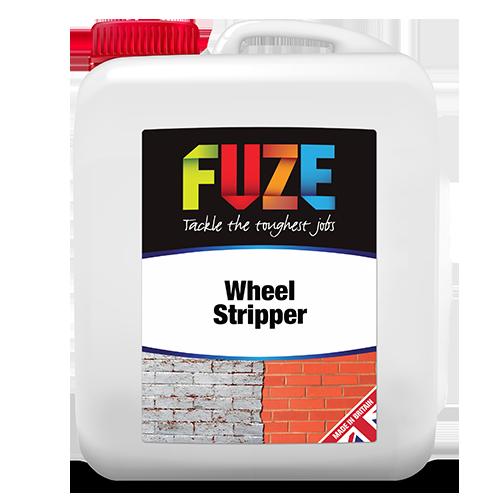 Wheel Stripper: Biostrip Alloy Wheel Stripper