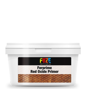 Water Based Red Oxide Primer, FerPrime