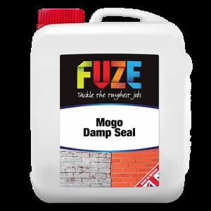 Paint On Damp Seal, Mogo