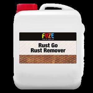 Rust Remover Liquid, Rust Go