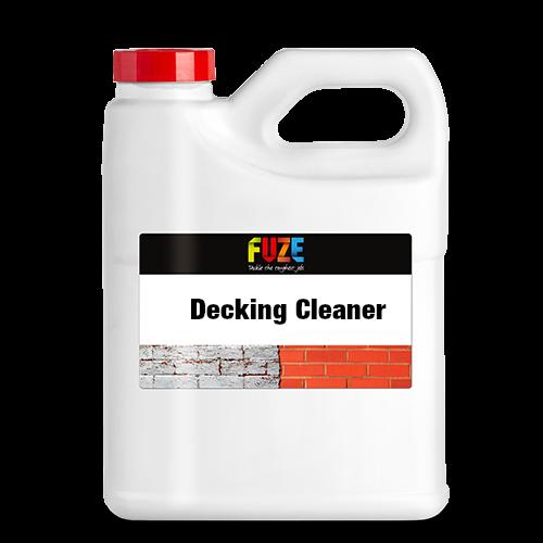 Decking Cleaner